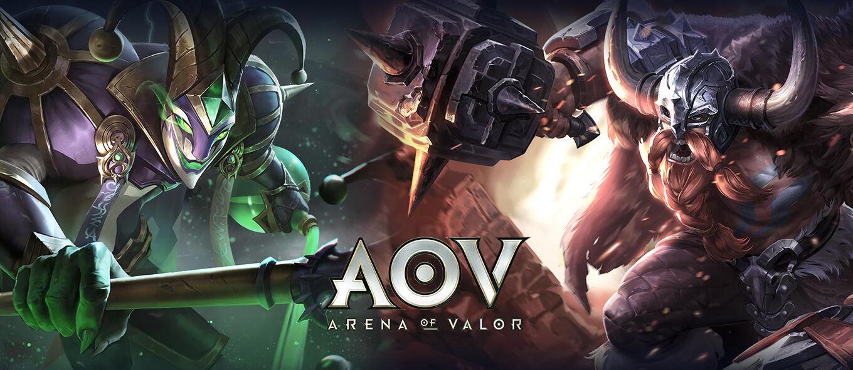 5 Hero Win Rate Tertinggi di Arena of Valor (AoV) Oktober 2017