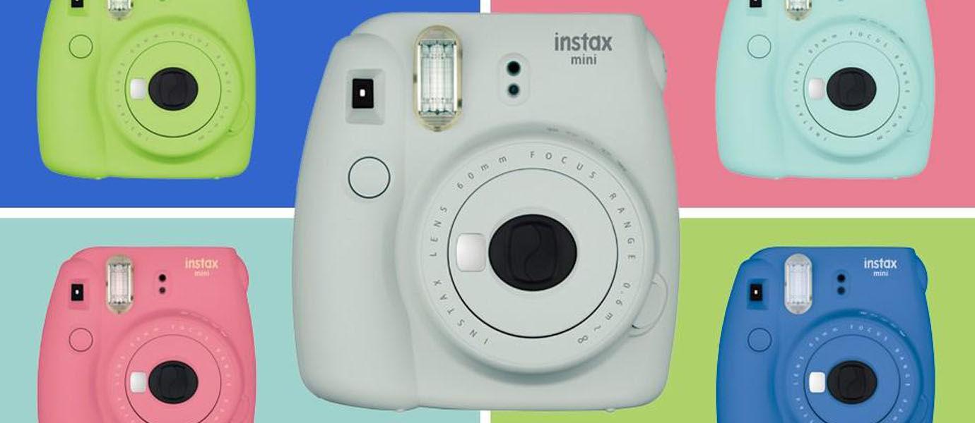 Pengen Hits dan Kekinian? Ini 5 Kamera Polaroid Terbaik Harga Rp1 Jutaan