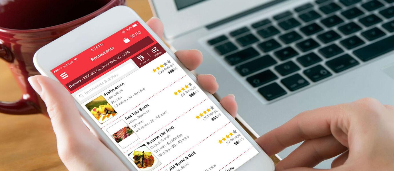 Selain Go-Food, Inilah 7 Aplikasi Delivery Makanan Terbaik Untuk Android!