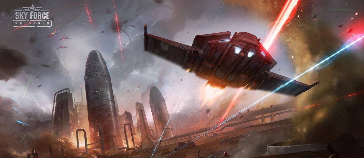 6 Game dengan Tema Sci-Fi Terbaik Untuk Android