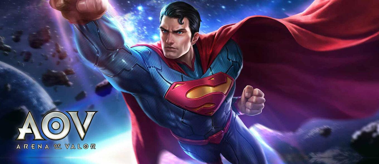 3 Cara Dapatkan Hero Superman di Arena of Valor (AoV)