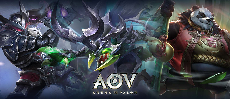 Cara Dapat Hero dan Skin Gratis Modal Fragment di Arena of Valor (AoV)