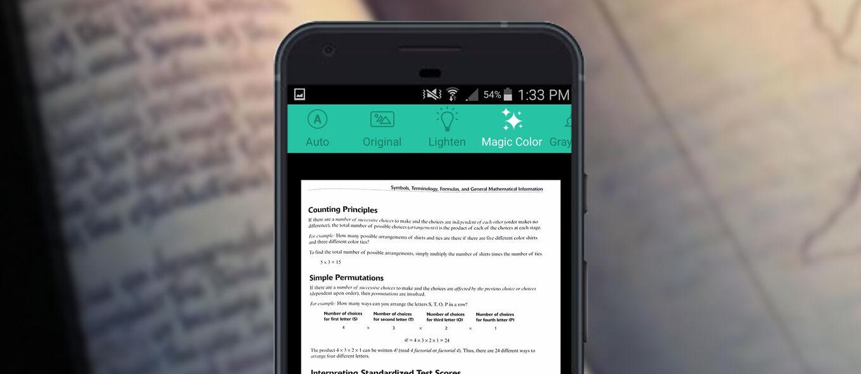 Cara Scan Dokumen Langsung Jadi Teks di Android dengan Cepat dan Mudah