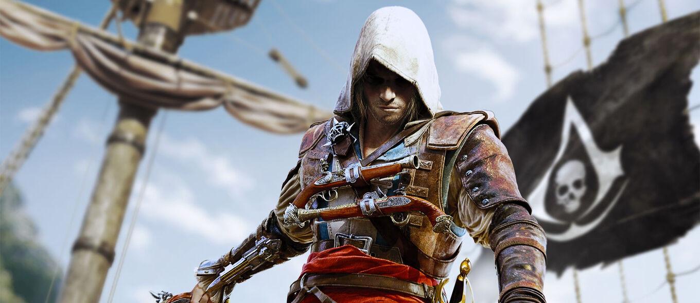 Buruan! Download Game Assassin's Creed IV: Black Flag GRATIS
