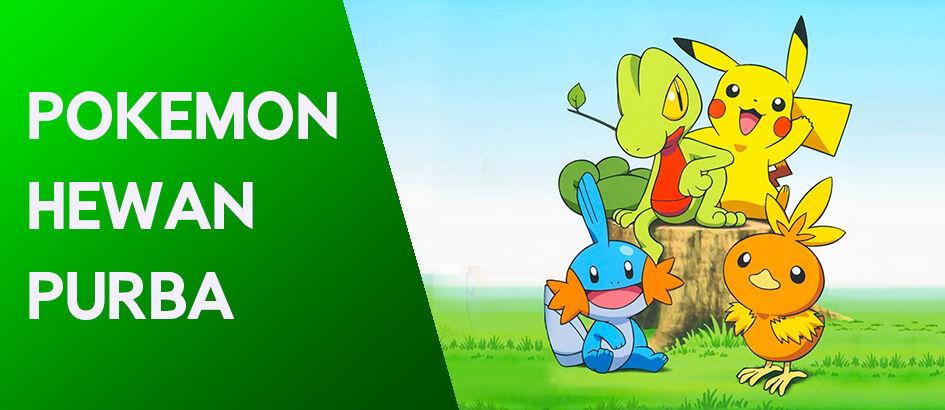 Unik dan Keren! Inilah 7 Hewan Purba Dari Pokemon