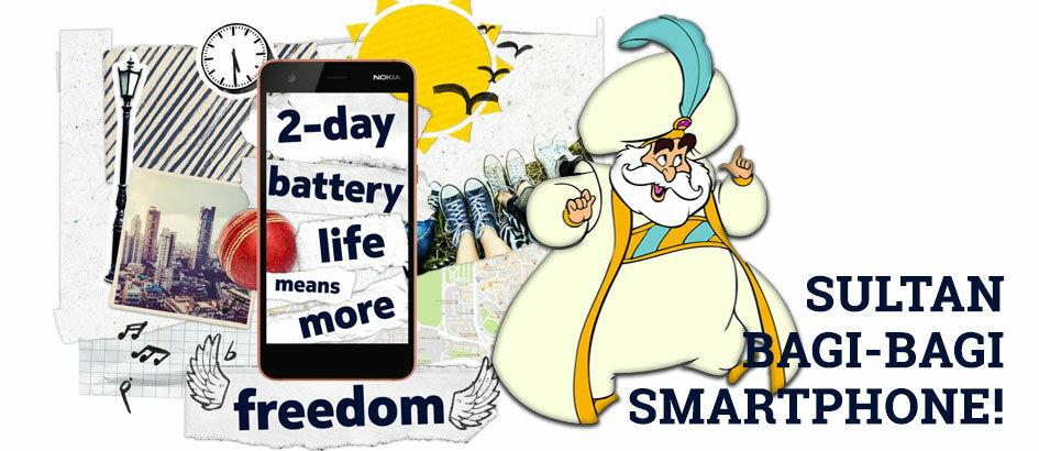 Gratis 5 Smartphone untuk Kamu, JalanTikus Mah Bebas!