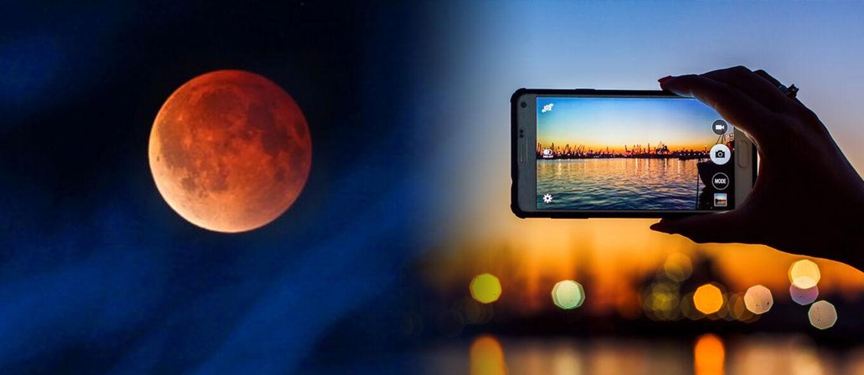 7 Tips Foto Gerhana Bulan dengan Kamera Smartphone