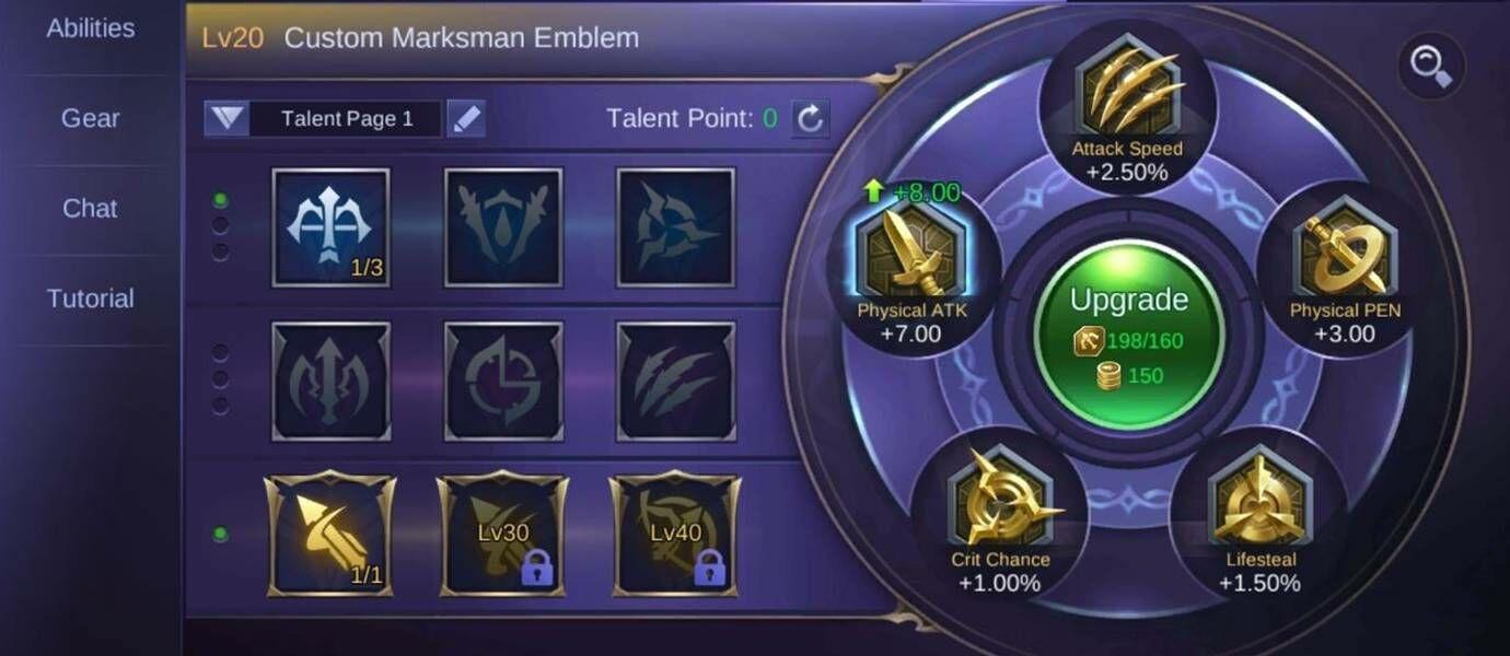 5 Emblem yang Jago Tapi Jarang Digunakan Pemain Mobile Legends