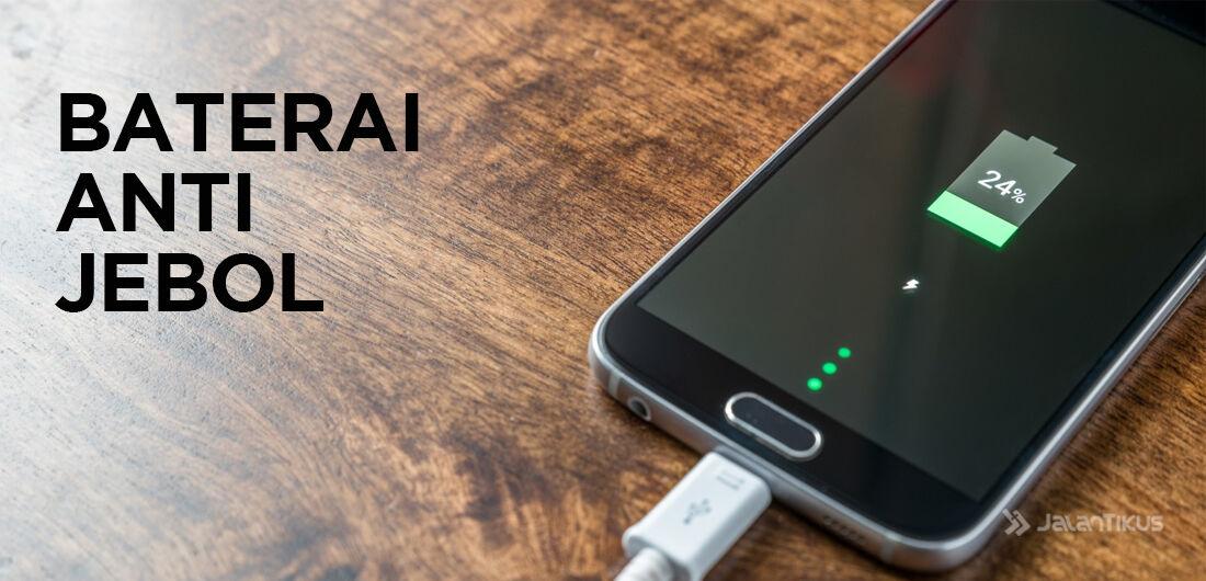 3 Cara Ampuh Mencegah Baterai Smartphone Jebol