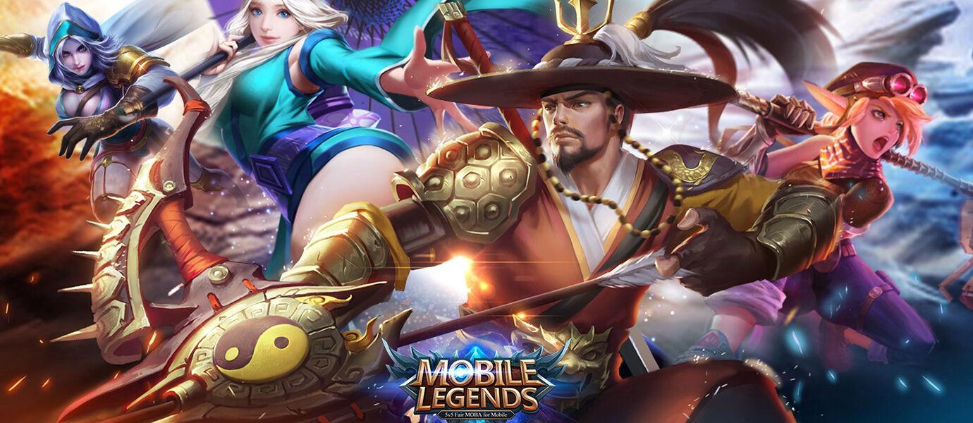 5 Hero yang Paling Sering Dipakai Top Player Mobile Legends