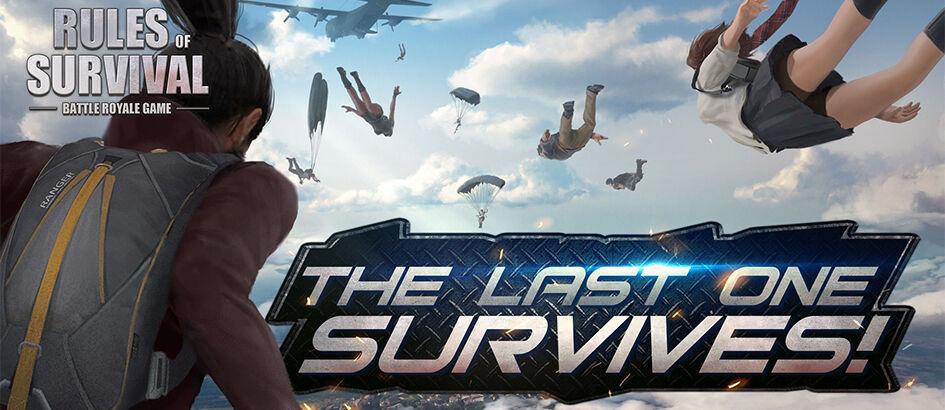 Cara Main Rules of Survival di PC Mudah Tanpa Emulator!