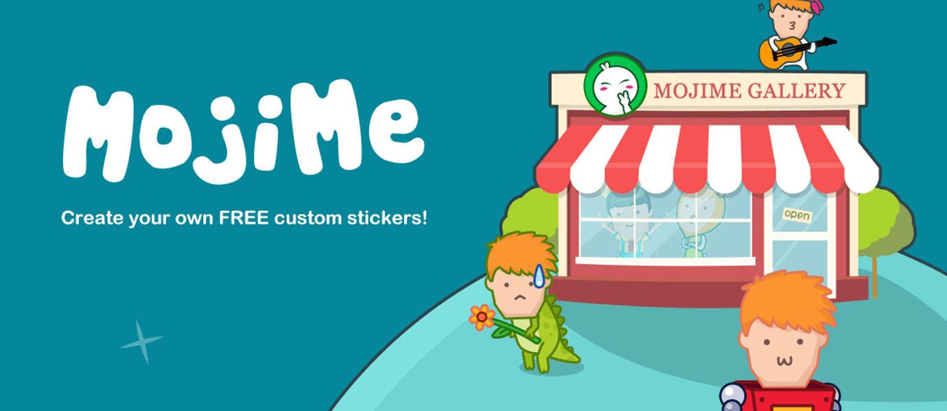 Bikin Sticker Sendiri di WeChat Menggunakan Mojime