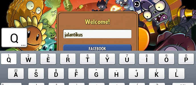 Cara Download dan Install Plants vs Zombies APK di Jalan Tikus