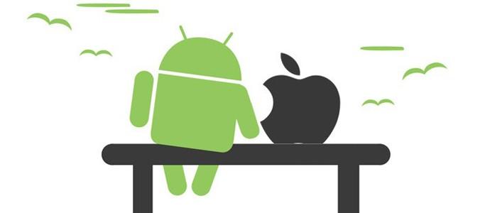 Cara Menikmati Apple iOS 7 di Android