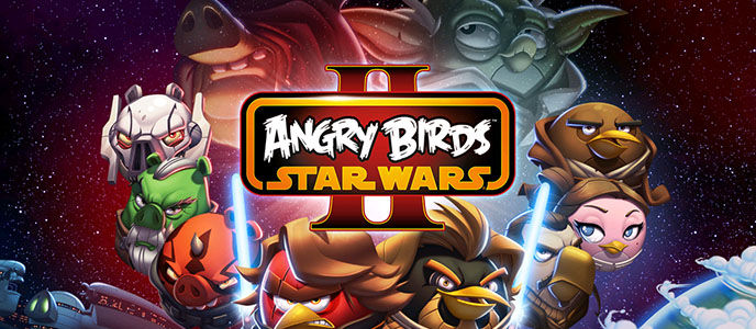 Review Angry Birds Star Wars II