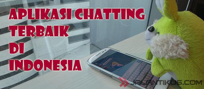 Top 5 Aplikasi Chatting Terbaik