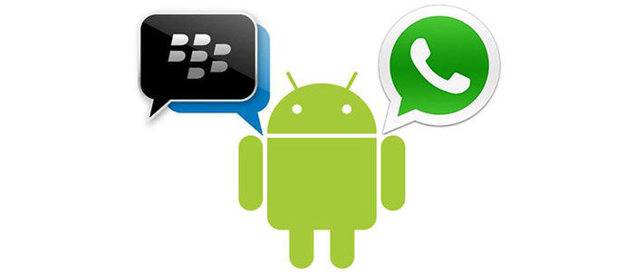 Perbandingan Fitur BBM vs WhatsApp