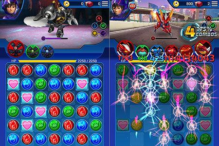 Bermain Dengan Baymax Di Game Big Hero 6 Bot Fight Gameplay