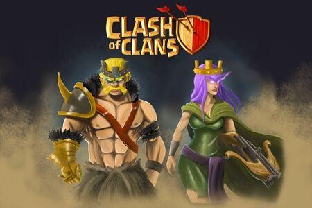 Wallpaper Clash Of Clans Mini 58