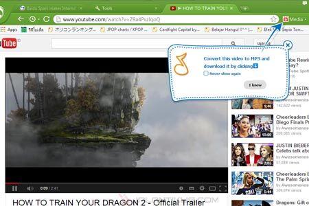 Review Baidu Spark Browser Dengan Chromium Engine 5
