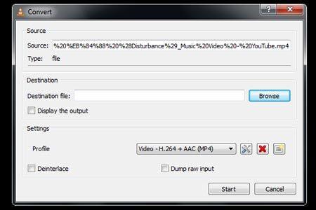 Cara Konversi Video Menggunakan VLC 3