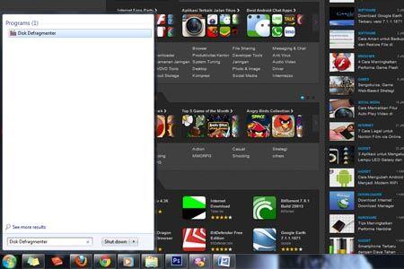 Cara Menggunakan Disk Defragment Di Windows 1