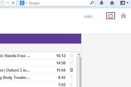 Cara Memblokir Email Yang Mengganggu Di Yahoo 1