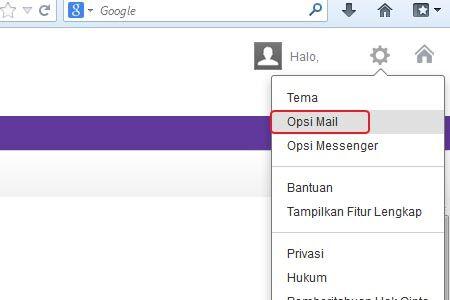 Cara Memblokir Email Yang Mengganggu Di Yahoo 2