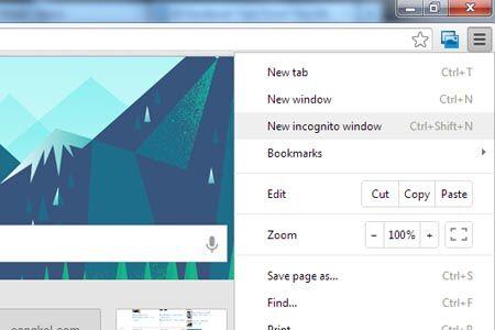 Cara Menggunakan Incognito Mode Di Chrome 1