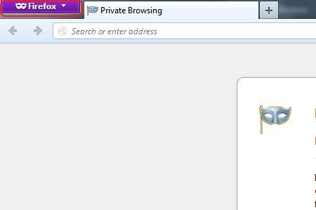 Cara Menggunakan Private Browsing Di Firefox 3