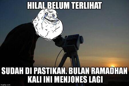 Meme Bulan Ramadhan 19