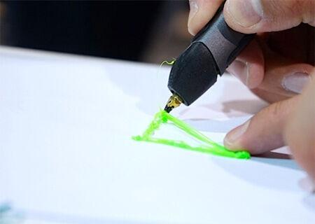 3doodler Printer Pen Yang Membuat Gambar Menjadi Nyata