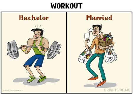 Perbedaan Laki Laki Sebelum Dan Sesudah Menikah 3