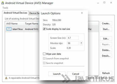 Cara Menjalankan Android 50 Lollipop Di Komputer 7
