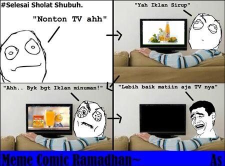 Meme Bulan Ramadhan 3