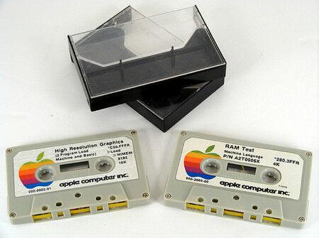 Kaset Game Untuk Apple Ii