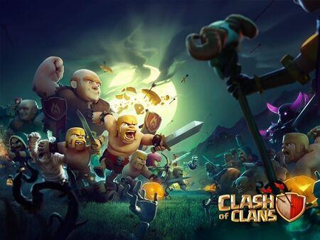 Wallpaper Clash Of Clans Mini 18