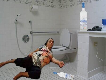 Ibu Ibu Jadi Editan Photoshop 5