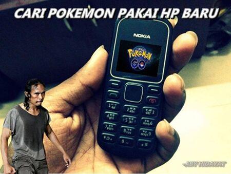 Meme Pokemon Go 9
