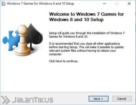 Install Game Windows 7 Di Windows 10 3