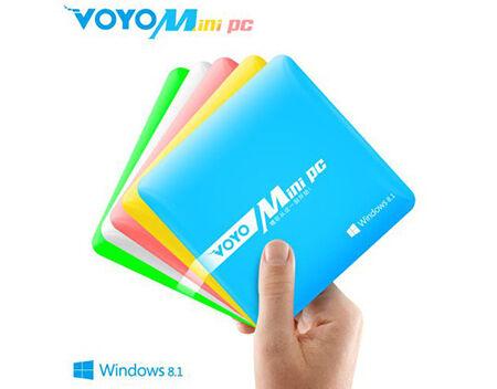 Voyo Mini Pc Yang Kecil Dengan Warna Bervariasi