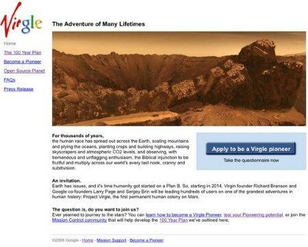 Google Project Virgle 2008 Deb54