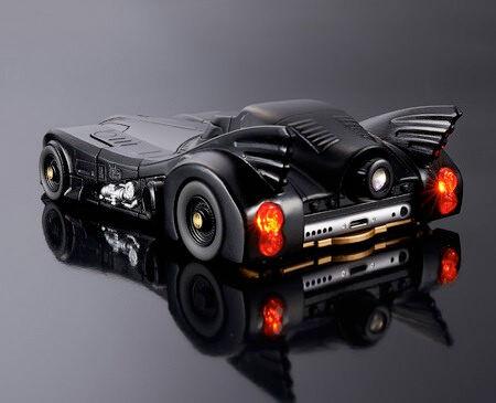 Keren Case Iphone 6 Berbentuk Batmobile Milik Batman 1
