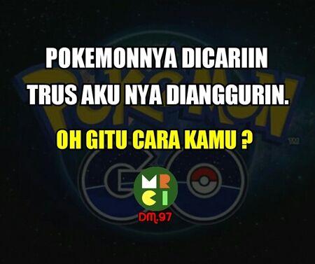 Meme Pokemon Go 13