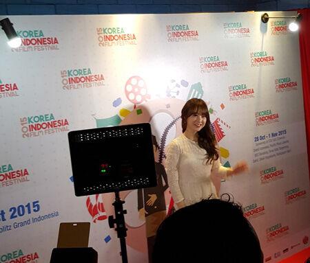 Korea Indonesia Film Festival 2015 Resmi Dibuka 1 1