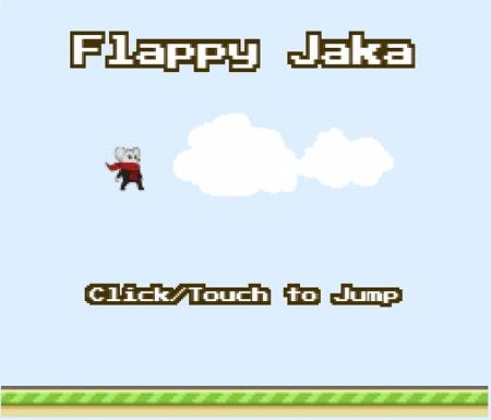Buat Flappy Bird Versi Sendiri