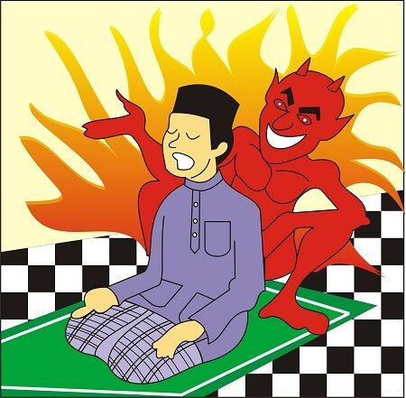 Setan Diikat Saat Puasa 1