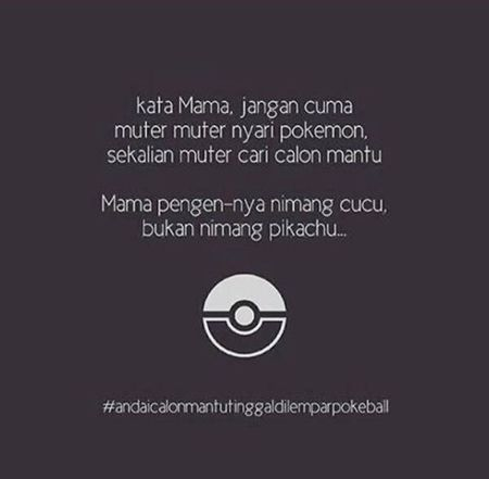 Meme Pokemon Go 6