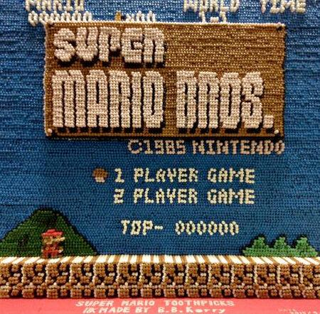 Mario Bross Tusuk Gigi 9