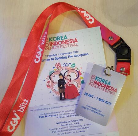 Korea Indonesia Film Festival 2015 Resmi Dibuka 2 1